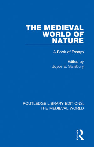 The Medieval World of Nature