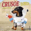 Crusoe the Celebrity Dachshund 2020 Mini Wall Calendar  Dog Breed Calendar