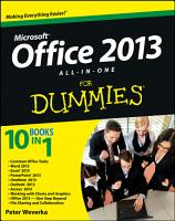Office 2013 All In One For Dummies PDF