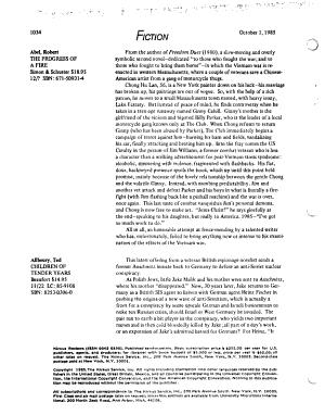 Kirkus Reviews PDF