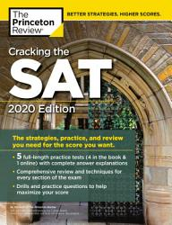 Cracking The Sat With 5 Practice Tests 2020 Edition Book PDF