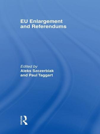 EU Enlargement and Referendums PDF