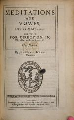 A Recollection of such Treatises as have been heretofore severally published and are now revised, corrected, augmented. With addition of some others not hitherto extant