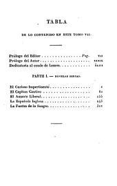 Obras escogidas de Miguel de Cervantes: Novelas ejemplares