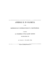 An Ephemeris of the Planet Neptune for the Year 1850