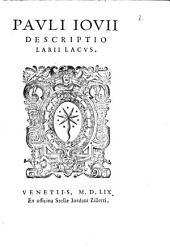 Descriptio Larii Lacus