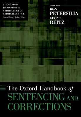 The Oxford Handbook of Sentencing and Corrections PDF