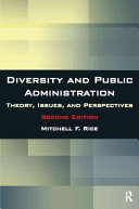 Diversity and Public Administration PDF