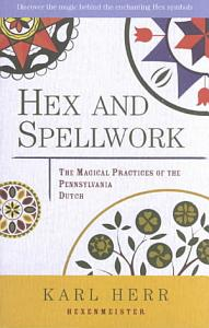 Hex and Spellwork Book