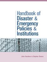 The Handbook of Disaster and Emergency Policies and Institutions PDF