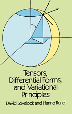 Tensors  Differential Forms  and Variational Principles PDF