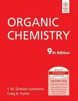 ORGANIC CHEMISTRY  9TH ED PDF