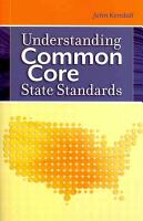 Understanding Common Core State Standards PDF