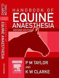 E Book Handbook of Equine Anaesthesia