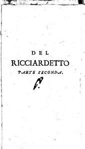 Ricciardetto di Niccolo Carteromaco (pseud.): Volume 1