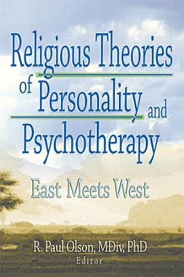 Religious Theories of Personality and Psychotherapy PDF