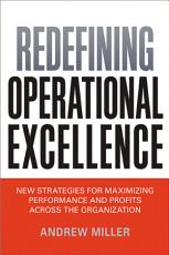 Redefining Operational Excellence PDF