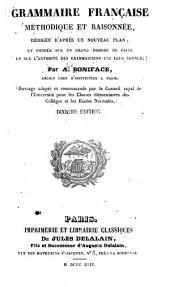 Grammaire française ...