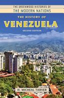 The History of Venezuela  2nd Edition PDF