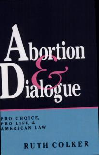 Abortion and Dialogue Book