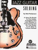 Jazz Guitar Soloing PDF