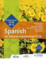 Edexcel International GCSE Spanish Student Book Second Edition PDF