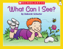 What Can I See  Book