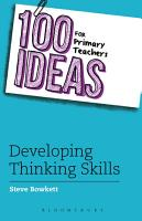 100 Ideas for Primary Teachers  Developing Thinking Skills PDF