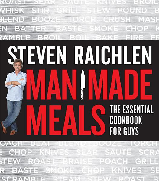 Download Man Made Meals Book