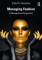 Managing Fashion PDF