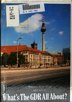 What's the GDR All About?