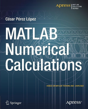 MATLAB Numerical Calculations PDF