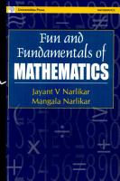 Fun and Fundamentals of Mathematics PDF