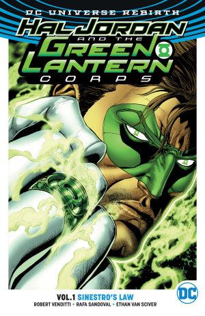 Hal Jordan and the Green Lantern Corps Vol. 1: Sinestro's Law