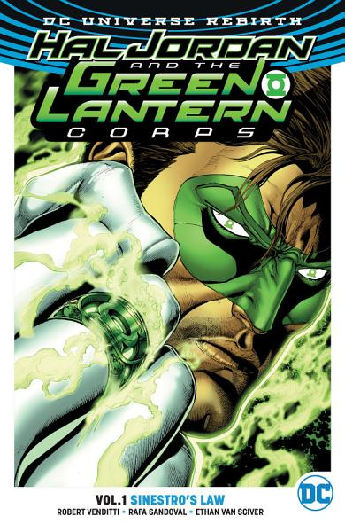 Hal Jordan The Green Lantern Corps Volume 1