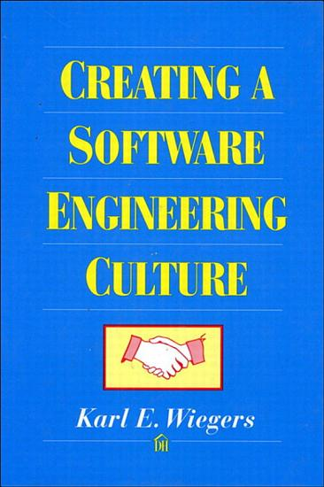 Creating a Software Engineering Culture PDF
