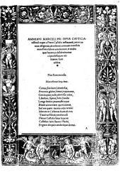 (Libri historiarum 14-26.) Opus ... nuper a Petro Castello instauratum