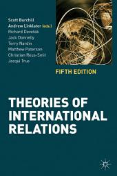 Theories of International Relations: Edition 5