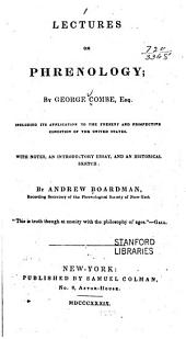 Lectures on phrenology