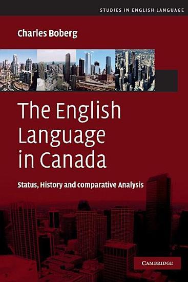 The English Language in Canada PDF