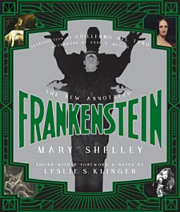 The New Annotated Frankenstein Book