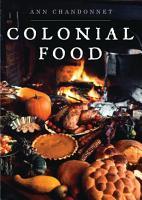 Colonial Food PDF