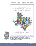 Government and Politics in the Lone Star State  Books a la Carte Edition PDF