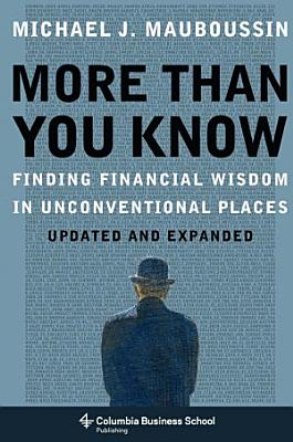 More Than You Know PDF