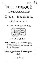 Bibliothèque universelle des dames: Volume31