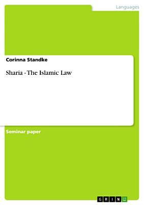 Sharia   The Islamic Law