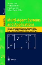 Multi-Agent Systems and Applications