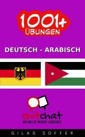 1001+ Übungen Deutsch - Arabisch