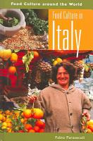 Food Culture in Italy PDF