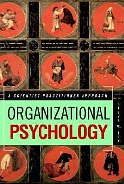 Organizational Psychology PDF